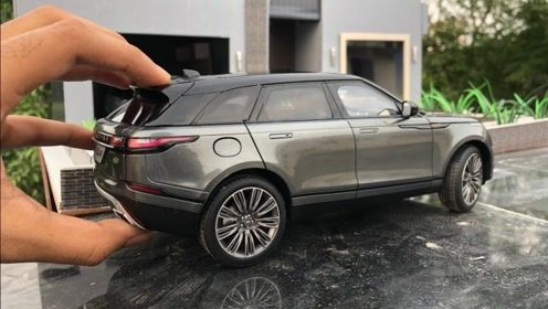 价值5000元的路虎模型车,打开后背箱,才知道钱花在啥地方了
