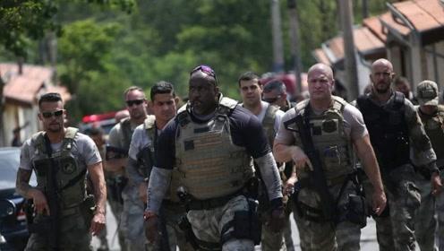 惊险堪比大片,巴西武装劫匪抢劫机场,与警方爆发激战3人被击毙