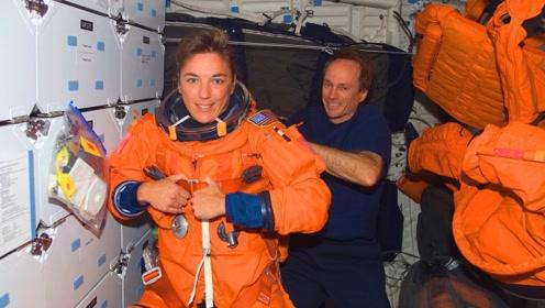 为何女宇航员返回地球,会被要求禁止生育一段时间?看完让人心酸