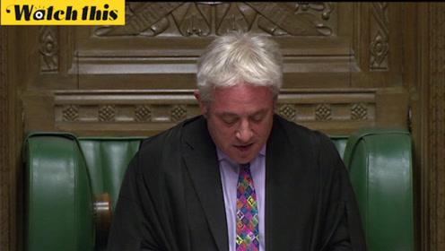 脱欧再遭波折?英国下议院议长拒绝就新协议发起投票