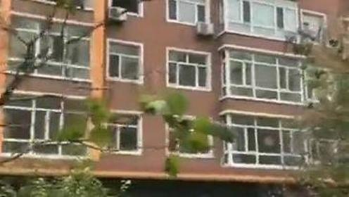 黑龙江绥化一小区疑似发生燃气爆炸 现场一片狼藉