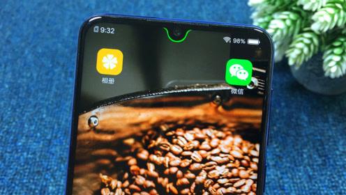 刘海屏手机这样设置,刘海瞬间变成电量提醒,好看多了