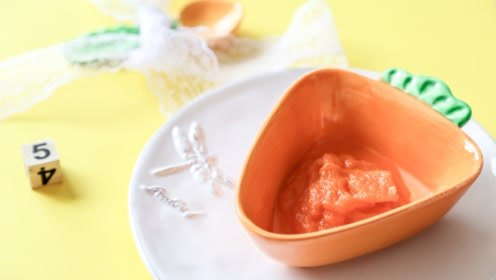 8个月宝宝辅食吃什么?这款辅食促进宝宝肠胃蠕动,帮助消化吸收