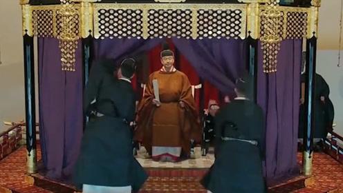 5分钟看日本新天皇即位全程 194个国家2000多名政要出席