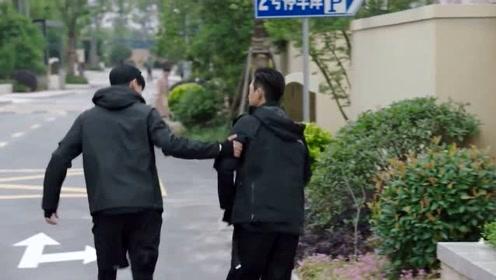 《亲爱的,热爱的》吴白拉韩商言跑步,韩商言耍赖!太逗了
