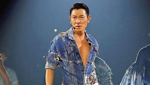 刘德华演唱会宣布加开5场 要唱个痛快跳个痛快