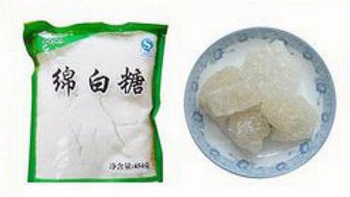 白糖和冰糖有什么区别,到底哪种更好,别乱吃了,早些提示家里人