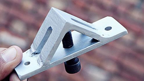 老师傅制作的这款工具,真的太实用了,算不算创意发明呢?