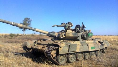 """叙利亚""""御林军""""开进前线 T-90A会否对战豹2?"""