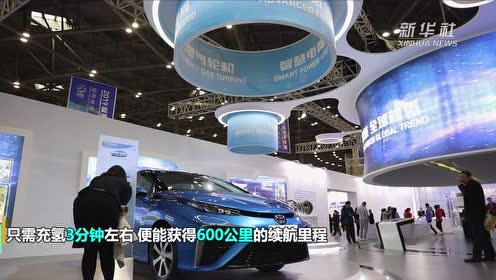 探秘氢燃料电池车