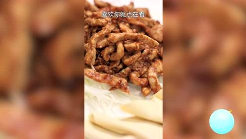 一个调料搞定的京酱肉丝