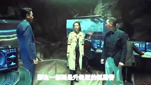 《使徒行者2谍影行动》:一部没有爱情线的硬核戏,让我热泪盈眶