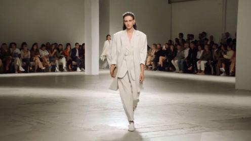 2020秀场女装流行趋势 酷帅西装 满满的高级感