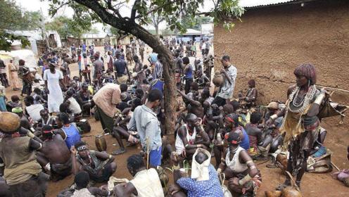 """非洲人为何渴死不挖井,饿死也不种地呢?是因为""""懒""""吗?"""