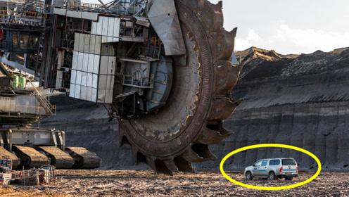 3个特殊用途的挖掘机,第3个世界最大,造价高达1亿美元