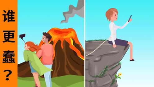 脑力测试:左边还是右边,哪边最愚蠢?为什么?