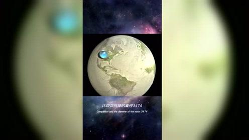 """将地球所有的水放一起,也不过是个""""小水滴"""""""