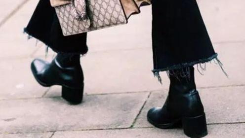 九分裤这样搭,不露脚踝也能保暖又时髦!