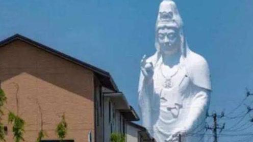 """这三座佛像非常""""诡异"""",中国两座日本一座,至今科学都无法解释"""