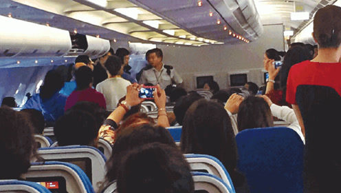 飞机上最脏的地方不是厕所,连空姐都不好意思说,你知道在哪吗