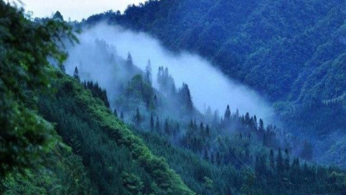 中国六大禁地之一,曾被封山400年,这里的时间比外界快9小时!