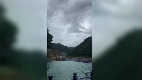 东江急流险滩、兜率灵岩神境!