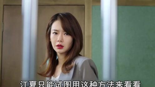 《没有秘密的你》江夏对林星然的验证结果是什么?好想知道!