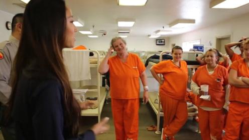 中东唯一的女子监狱,犯人全是女性,你听说过吗?