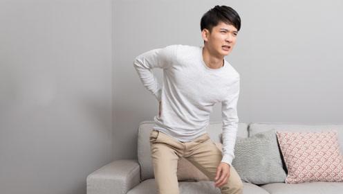 老是腰疼怎么办?2个方法可轻松缓解,锻炼腰部不再疼