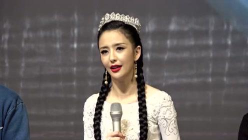 佟丽娅主演舞剧《在远方,在这里》 感恩自己家庭事业双丰收
