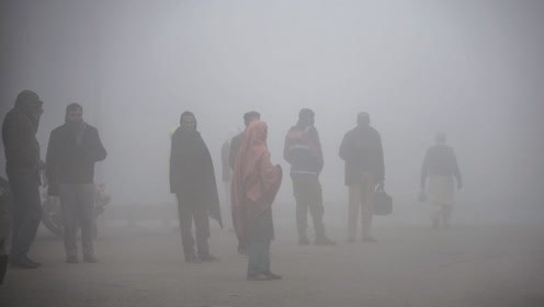 """印度空气污染形势严峻首都变毒气室 各国将如何应对""""新型烟草"""""""