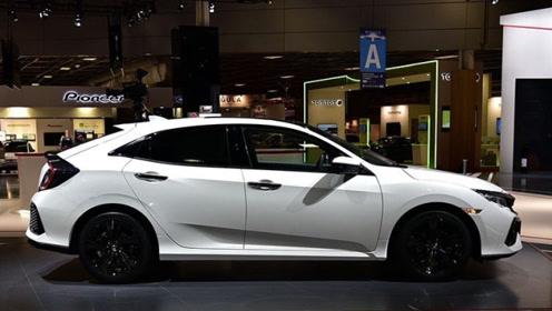 广汽本田造全新SUV,两厢版思域将国产,外观更动感配中置双排气