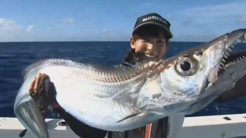 """探秘海洋中脾气最大的鱼,离开大海就""""自爆"""",全身几乎没有刺"""
