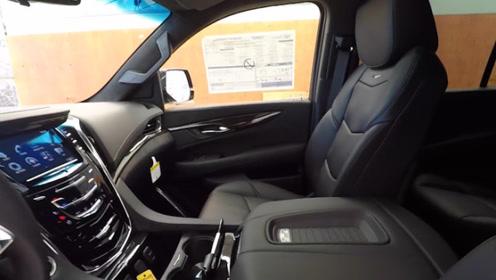 这才是大块头SUV,车长5697mm配6.2L V8动力,售价148万