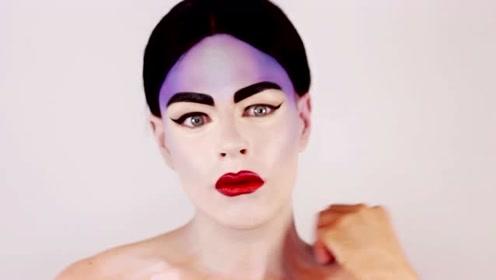 这就是化妆的力量,上妆后,小哥哥看着比女生还有魅力!