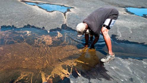 世界上最尴尬的湖!明明看不见一滴水,专家却称还能开采200年!