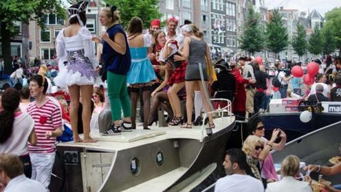 为什么荷兰法定婚龄是12岁?本地人说出真相,防患于未然