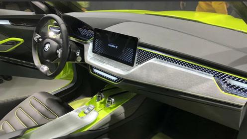 又一款新车火了,新SUV比奔驰GLC帅,一开车门流露出爆款的气息