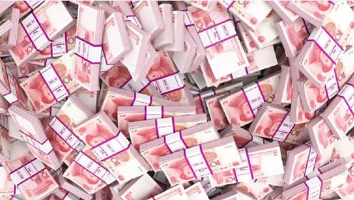 越南成捆的人民币当街摆放,究竟要做什么?看完明白了