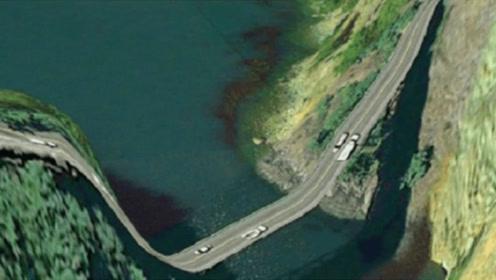世界上寿命最短的公路,40多名武警这里,通车第二天就毁了