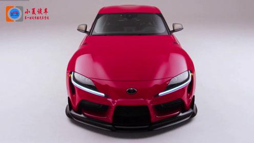 丰田新Supra运动版售价曝光 搭载宝马同款3.0T发动机