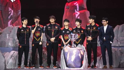 英雄联盟S9全球总决赛FPX完胜欧洲豪门G2,中国战队再拿全球总冠军