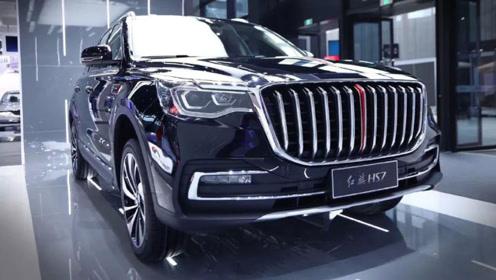 普拉多再迎对手,这车比途锐气派,外形时尚动感,配3.0TV6发动机
