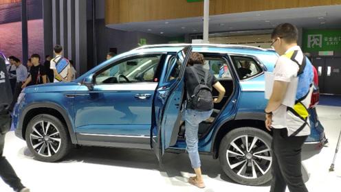 4453mm的紧凑型SUV,16.58万起,9个月还是卖出92608台