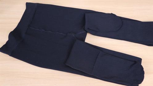 买一条不掉裆的打底裤很重要,这4个小细节是关键,你注意了没