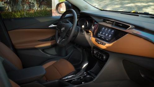 昂科拉GX内饰质感出色,车机系统好评