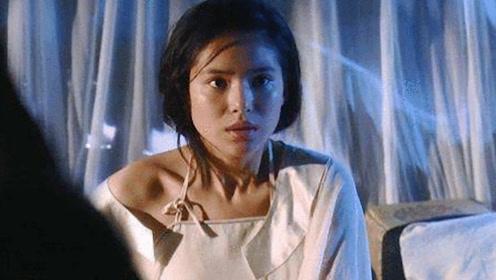 李若彤早年电影镜头被流出,引网友热议:还我小龙女!