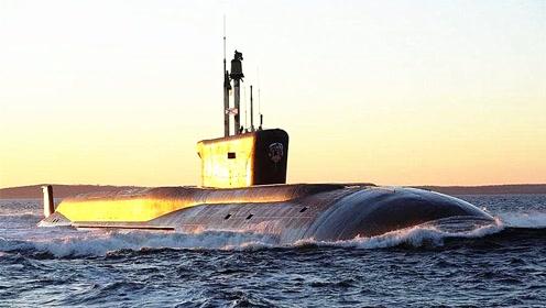 俄10艘潜艇组团突防逼近美国东海岸 俄媒:别慌