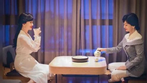 """65岁""""白娘子""""赵雅芝近照:优雅端坐喝茶,满满的贵妇气质"""