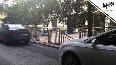 回到现场丨重走长沙9岁男童逃生路线:曾绕圈躲避精神病男子追赶